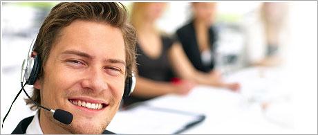 A 24-7-365 client care service